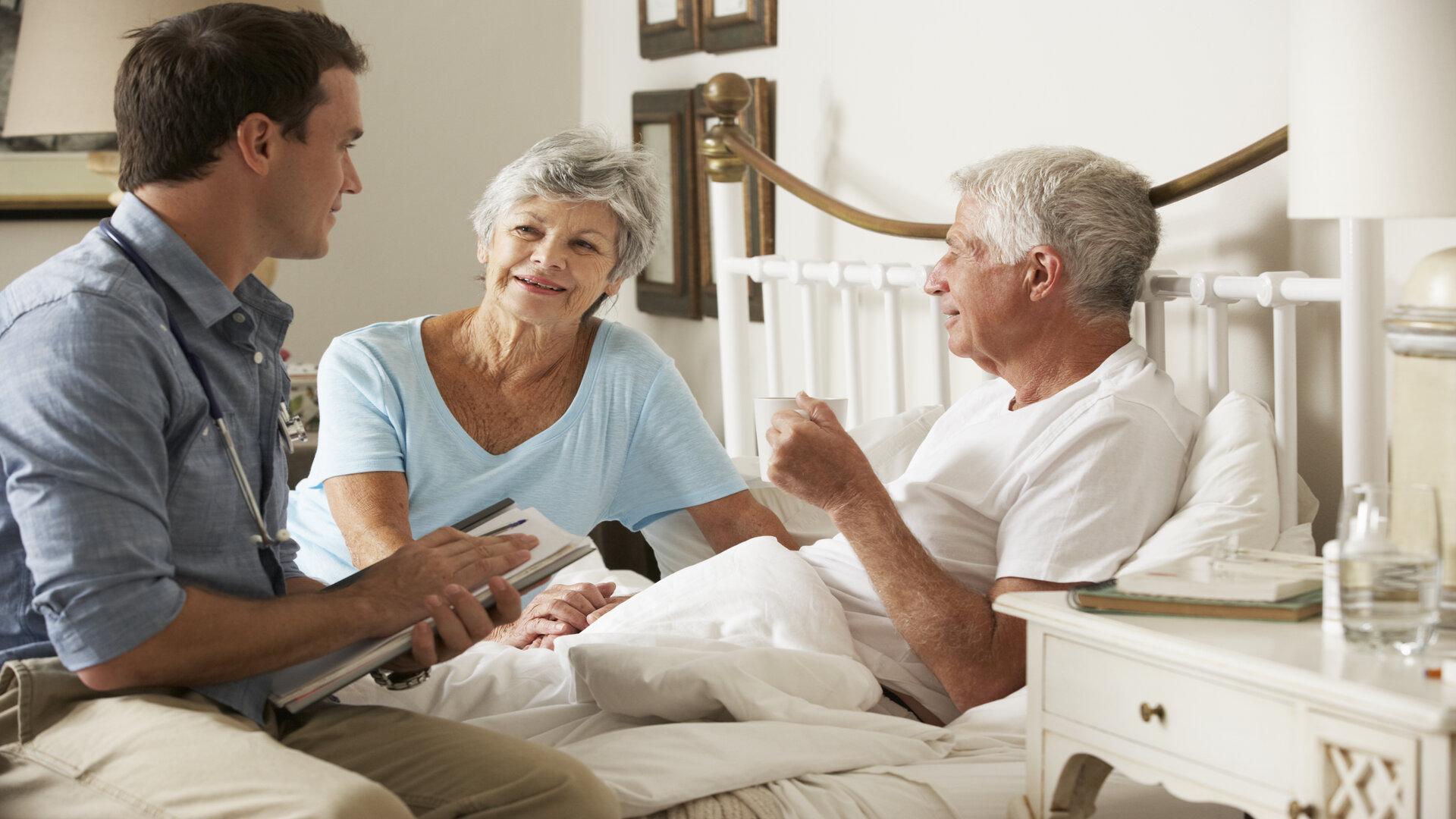 Vivre avec soin palliatif